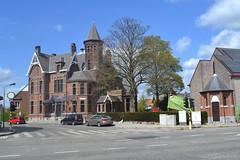 Kasteel Van Duyse-Blanchaert, Lokeren (Erf-goed.be) Tags: kasteel vanduyse vredegerecht lokeren archeonet geotagged geo:lon=39832 geo:lat=511115 oostvlaanderen