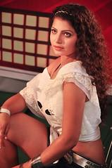 Indian Actress DISHA POOVAIAH Hot Photos Set-1 (18)