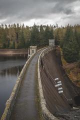 Old School (Mark Alan Andre) Tags: markalanandre scotland travel unitedkingdon river spean laggan dam water hydro power aluminum