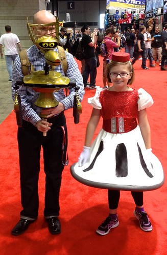 Crow and Tom Servo