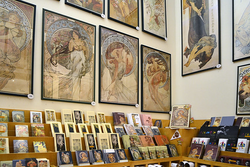 Thumbnail from Alfons Mucha Museum