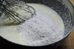 Eggless Vanilla Cake-Pressure Cooker Cake