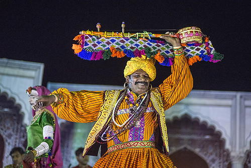 Week 23 - Krishan Lal Bheel, folk singer from Cholistan