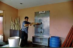 198708 Zuckerrohrpresse in Varadero (gerhard_hohm) Tags: varadero kuba karibikinsel zuckerrohrpresse