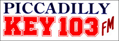 Piccadilly Key 103 car sticker