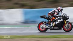 NGM Mobile Forward Racing - 5 - Colin Edwards - Entrenamientos MotoGP Jerez 2013 (DGrimaldi) Tags: españa david canon 5 andalucia moto deporte motogp cádiz franco jerez circuito grimaldi 70300 colinedwards barrido 550d paneo dgrimaldi ngmmobileforwardracing