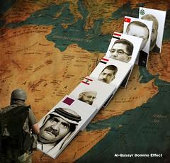 Al-Qusayr Domino Effect (hamid_ekb) Tags: domino hamad hamed hamas erdogan   morsi    hitto meshaal alqusayr   nematollahi  alassir