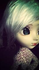 Ari (Houselurver11) Tags: eyes mod planning wig pullip jun modded coolcat obitsu stica aridessa alicescollections
