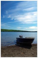 Boat on the lake (~Bella189) Tags: bigmomma yourockwinner herowinner
