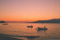 Corsica (cedmars) Tags: voyage trip sunset red sea summer orange mer holiday yellow night jaune canon de rouge island eos rebel vacances soleil is colorful corse corsica coucher ile cote dslr t paysage nuit efs color cdric t3i iles effet sanguinaires sanguinary f3556 600d 3556 18135mm cedmars fettouche