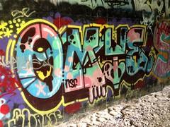 Omye (Franny McGraff) Tags: graffiti san diego nr nsf omye