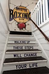 Empire Boxing Club, Bristol (George Bladon) Tags: charity greatbritain england kids bristol nikon unitedkingdom stpauls august boxing fitness gym youths 2013 gbpix d700 bristolboxing georgebladon wwwgbpixcouk empireabc empireamateurboxingclub westcountryboxing
