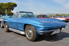 Chevrolet Corvette Sting Ray - 1966 (jfhweb) Tags: chevrolet stingray gt corvette supercar lecastellet sportcar httt sportauto voituredesport voituredecollection jeffweb circuitpaulricard circuitducastellet voiturehistorique vehiculehistorique voituregrandtourisme 10000tours 10000toursducastellet