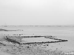 Antigua estructura para el marisco (ivanuski9) Tags: naturaleza spain pontevedra playas ogrove