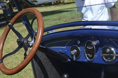 Plain Dashboard (earthdog) Tags: car wheel nikon sanjose dashboard carshow steeringwheel kelleypark historypark 2013 walkingdistance antiqueautoshow afsdxvrzoomnikkor1855mmf3556g d5100 nikond5100 flickrandroidapp:filter=none