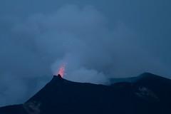 Strombolian Eruption Strombolian Eruptions