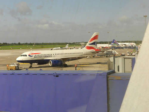 G-DBCI Airbus A319 - British Airways