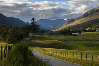 Farm in Glen Clova Summer Edition