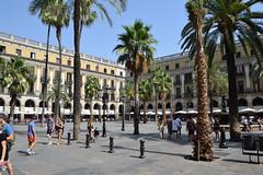 DSC_3681 (Cha gi Jos) Tags: barcelona espaa spain catalonia catalunya espagne oldcity catalua spanien barcelone barrigtic plaareial katalonien catalogne ciutatvella