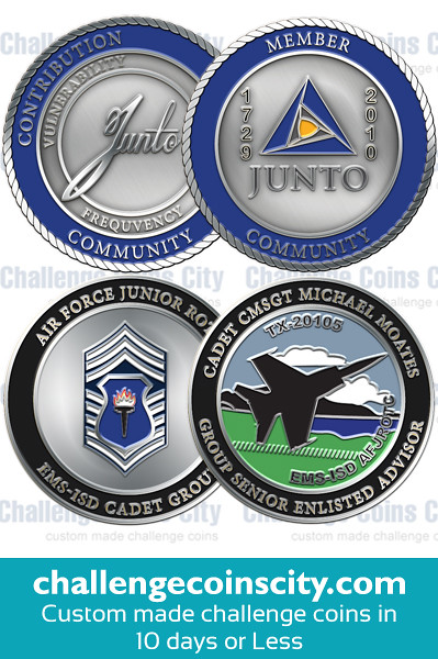 Challenge Coins For Less