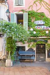 My Idea of a Typical French Scene (Steve Barowik) Tags: france beach port cuisine pain nikon cotedazur harbour yacht casino provence fullframe fx plage quai