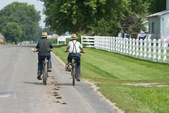 20130825 Prairie- 0566.jpg (Mark Harshbarger Photography) Tags: boys bicycle fence landscape illinois farm amish subject prairie portfolio illinoisprairie