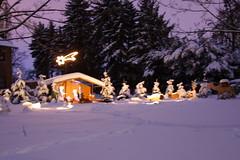 Pongs im Schnee (Orts- und Heimatverein Rheydt Pongs e.V.) Tags: winter2010