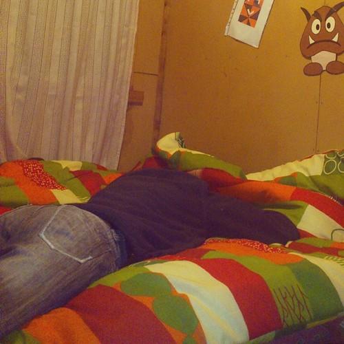 Lo que más extraño todos los días nocturnos :'cccccc <3 #SweetBED U.U te follare en la mñana ;$$ okno #Instachile