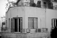 Over the Road (RobW_) Tags: december apartment saturday athens greece shutters koukaki 2013 veikou 21dec2013 dce2013