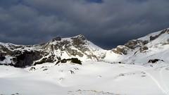 Im Rofan, am Abzweig (Uli - www.auf-den-berg.de) Tags: schnee winter snow alps tirol alpen wandern tyrol wanderung rofan erfurterhtte