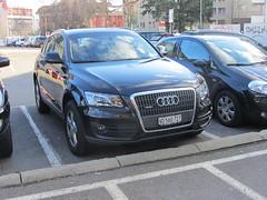 Audi Q5 (v8dub) Tags: auto terrain car automobile all 4x4 5 4 automotive voiture q wd audi suv tout wagen pkw q5 gelndewagen allrad