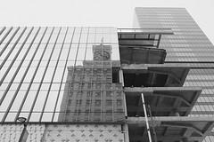 """Rebirth"" (Vancouver) (fotoeins) Tags: street travel winter sky cloud canada reflection building tower glass fog vancouver canon eos grey construction downtown bc granville britishcolumbia granvillest nordstrom granvillestreet 6d vancouverblock canonef24105mmf4lisusm henrylee eos6d fotoeins henrylflee fotoeinscom"