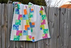 Playing Cards Quilt (Lindsay Sews {@CraftBuds}) Tags: modernquilt artgalleryfabrics modernbee francesnewcombe safarimoon