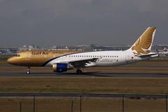A9C-AQ A320-214 Gulf Air (eigjb) Tags: plane germany airplane march bahrain airport frankfurt aircraft aeroplane grandprix airbus flughafen formula1 spotting fra airliner a320 2014 gulfair eddf a320214 a9caq 250314