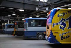 Radials (apta_2050) Tags: torontocoachterminal tct coachcanada megabus greyhoundcanada greyhound motorcoachindustries mci intercity motorcoach coach buses downtown toronto ontario