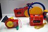 My first Sony (H Burton) Tags: sony myfirstsony designmuseum toys redtoys
