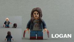 Custom LEGO Logan: X-23 (Will HR) Tags: custom lego