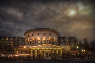 Paris, La Rotonde