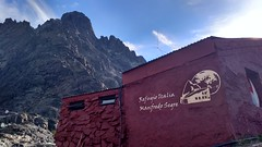 Manfredo Segre mountain hut