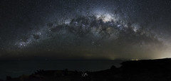 Tumbledown arch (milsey1966) Tags: amazingskies astrophotography nz nzmustdo canon milkyway stars starlight