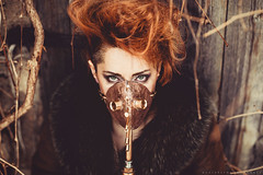 ... by poison_83 - Taken by Kasia Skowronek MUA & hair Małgosia Siwińska Mask: Jojart Jewellery   You can also follow me (a different selection of photos) on Instagram