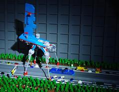 Mammothkoma (04) (F@bz) Tags: marchikoma gits tachikoma cyberpunk mecha moc lego sf space robot