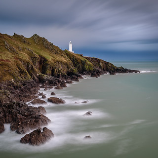 A Stormy Afternoon at Start Point