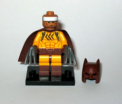 71017 16 catman minifigure lego the lego batman movie series minifigures 2017 b (tjparkside) Tags: 17017 16 catman claw claws cape mask rogues gallery bad lego 71017 batman movie series collectable minifigure minifigures mini figure figures fig figs 20 twenty set