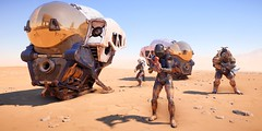 Mass Effect: Andromeda (Den7on) Tags: mass effect andromeda bioware electronic arts tempest nomad nd1 sara ryder pathfinder