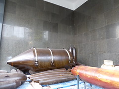 Vietnam War Remnants Museum (rylojr1977) Tags: war vietnam weapons history saigon hochiminhcity bombs ordnance shells
