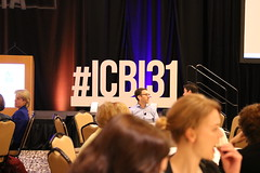 IMG_1266 (inbiamarketing) Tags: icbi31 day2 morning kirstie chadwick jamie c