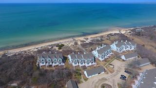 Ocean Edge Villas Aerial