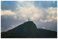Christ the Redeemer, Rio de Janeiro, Brazil. (Rhannel Alaba) Tags: rhannel pido alaba nikon d90 christ rio de janeiro brazil redeemer