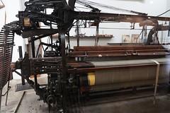 Antique weaving loom (jozioau) Tags: variosonnart282470 weavingloom stansborough woollenmills lowerhutt nz